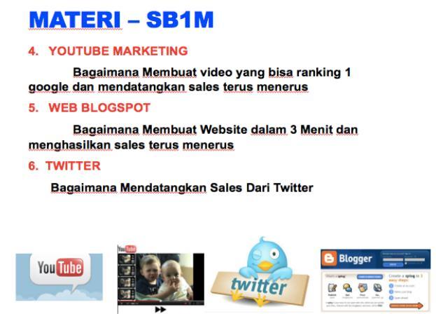 Materi SB1M 2