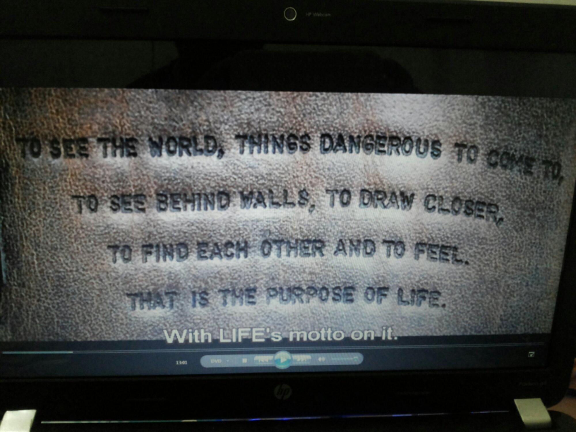 Tujuan Hidup Purpose of Life