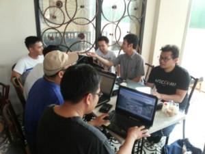 Belajar Marketing online di Jakarta