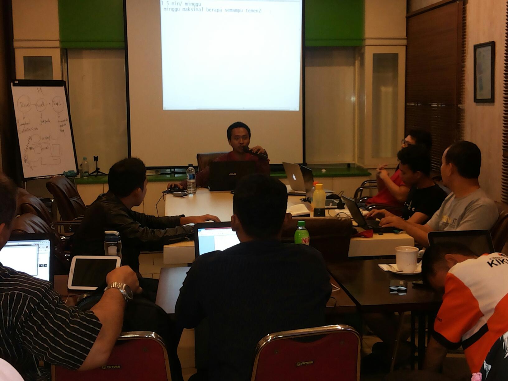 pelatihan gratis wirausaha online shop jakarta
